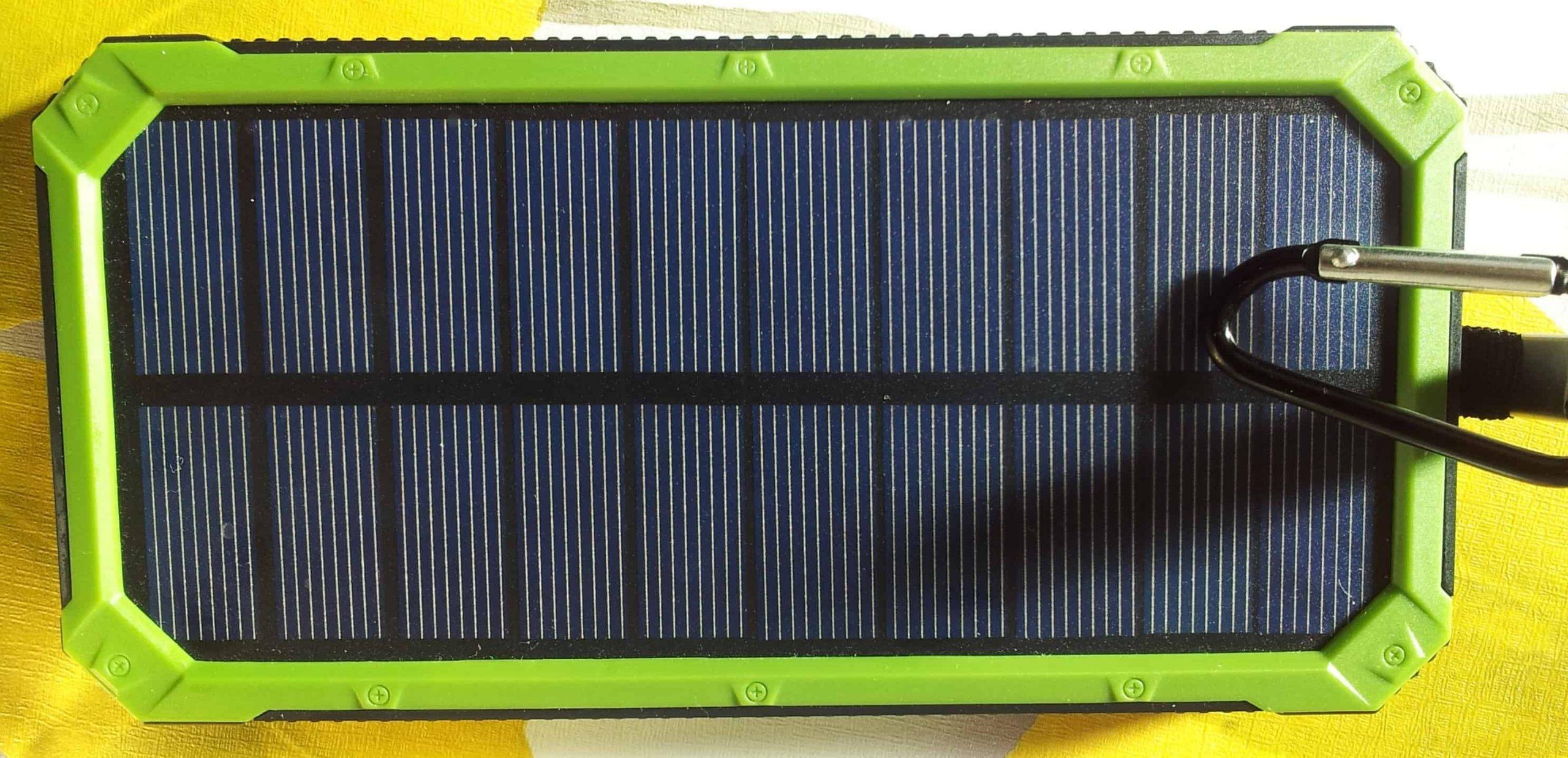 Miglior caricabatterie solare per smartphone 2020: Guida all'acquisto