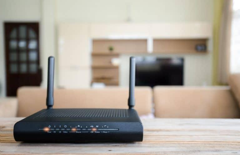 Router nero