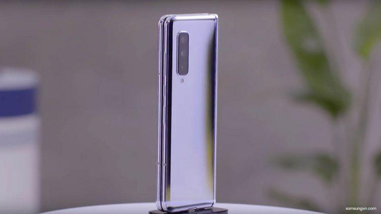 Nuovo Samsung Galaxy Fold