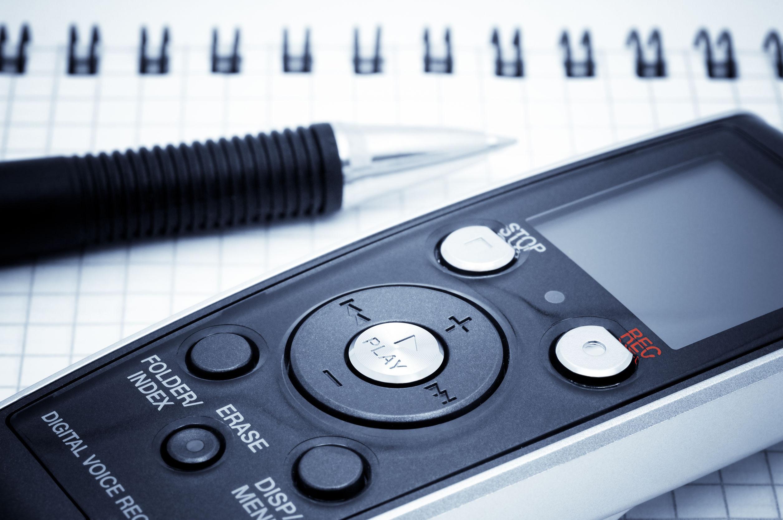 Miglior registratore vocale 2020: Guida all'acquisto