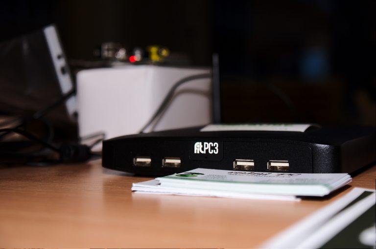 Mini PC nero