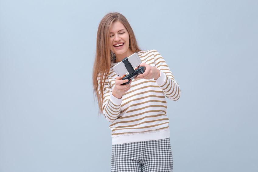 Controller-per-smartphone