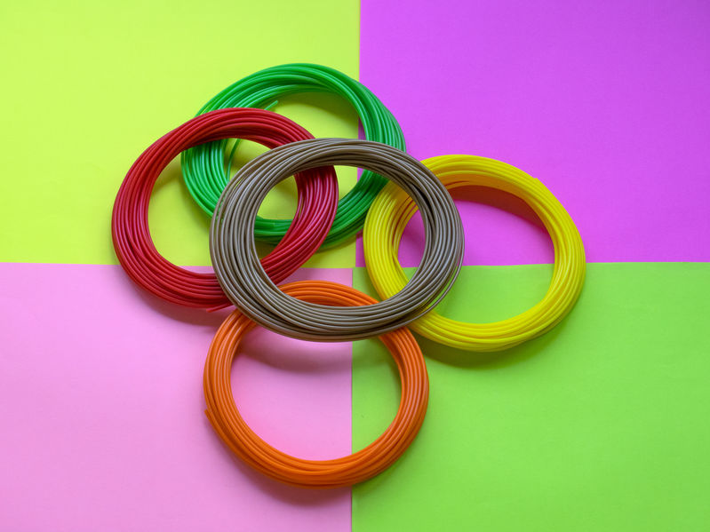 Filamenti per penna 3D