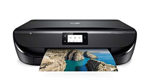HP Envy 5030, M2U92B, Stampante Multifunzione Wireless a Getto di Inchiostro, Stampa, Scansione, Copia, Wi-Fi e Wi-Fi Direct, HP Smart, 6 mesi di Instant Ink, Nero