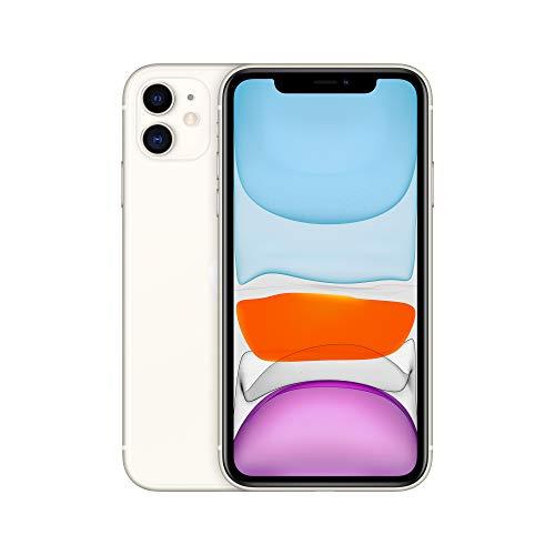 Apple iPhone 11 (64GB) - Bianco (include EarPods, alimentatore)