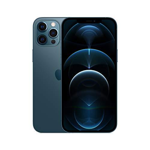 Novità Apple iPhone 12 Pro Max (256GB) - blu Pacifico