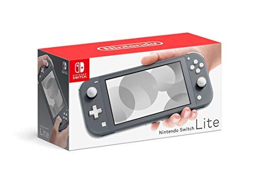 Nintendo Switch Lite, Grigio