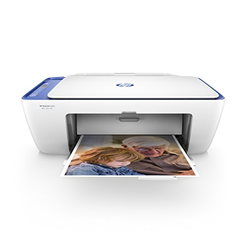 HP DeskJet 2630 V1N03B, Stampante Multifunzione, Stampa, Scansiona, Fotocopiatrice, Fronte e retro Manuale, Wi-Fi, Wi-Fi Direct, HP Smart, 6 mesi di Instant Ink inclusi, Viola