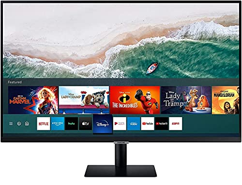 Samsung Smart Monitor M5 (S27AM502), Flat 27
