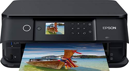 Epson Expression Premium XP-6100 Stampante Multifunzionale Wireless, Compatta, Stampa, Scansione, Copia, Amazon Dash Replenishment Ready