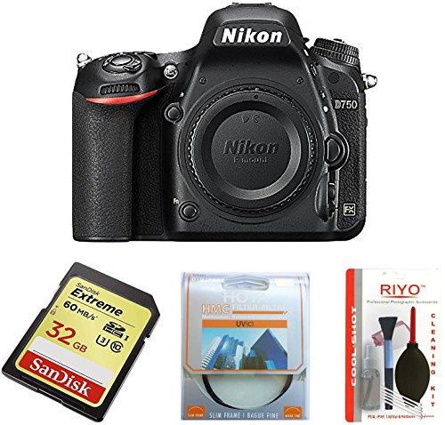 Fotocamera Nikon Reflex D750 Body (Solo Corpo)