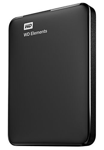 WD 1TB Elements Portable, Hard Disk Esterno Portatile, USB 3.0