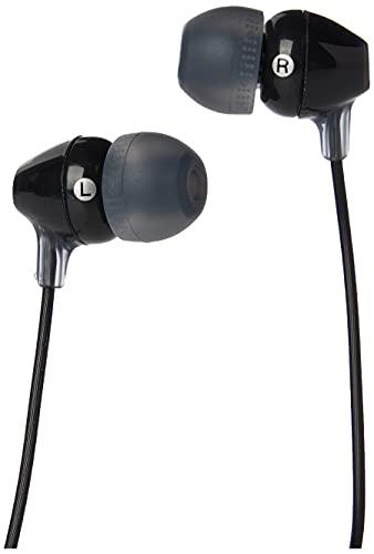 Sony Mdr-Ex15Lp - Cuffie In-Ear, Auricolari in Silicone, Nero