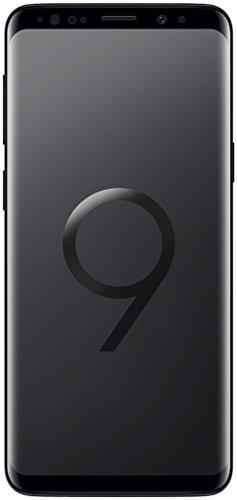 SAMSUNG Galaxy S9 Single SIM 64 GB Android 8.0 Oreo UK Version SIM Free Smartphone – Black P (Ricondizionato)