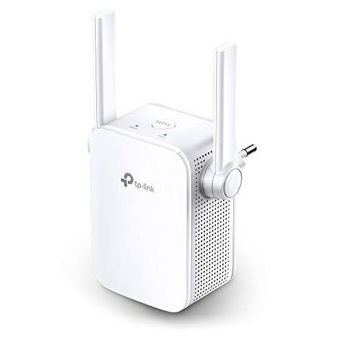 TP-Link TL-WA855RE Ripetitore WiFi Wireless, Wifi Extender e Access Point, Velocità Banda Singola 300Mbps, Porta LAN, Potenzia la tua copertura Wi-Fi