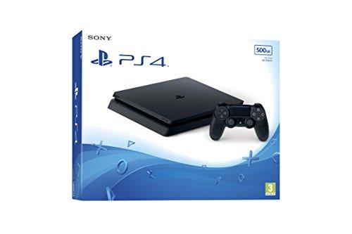 PlayStation 4 Slim - PlayStation 4 - Consola de 500 GB - [Edizione: Spagna]