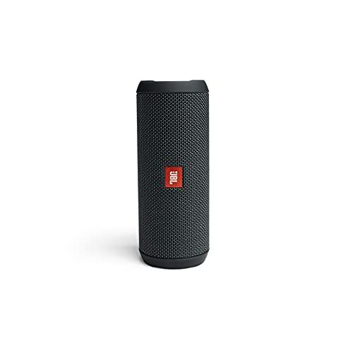 JBL Flip Essential Speaker Bluetooth Portatile – Cassa Altoparlante Wireless Waterproof IPX7 – JBL Bass Radiator, Fino a 10h di Autonomia, Grigio