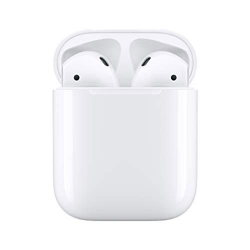 Apple AirPods con custodia di ricarica tramite cavo