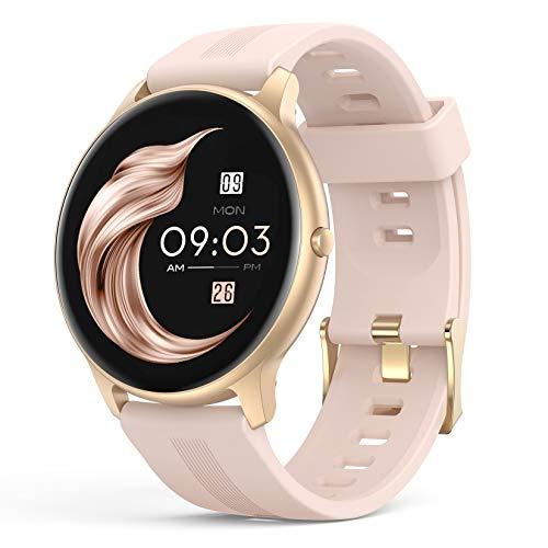 AGPTEK LW11 Smartwatch Donna Orologio Fitness 1,3