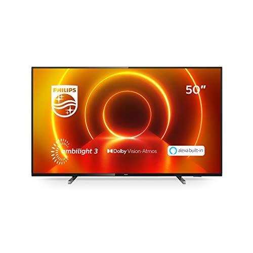 Philips TV Ambilight 50PUS7805/12 50