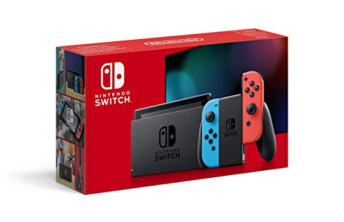 Nintendo Switch - Blu/Rosso Neon - Switch [ed. 2021]