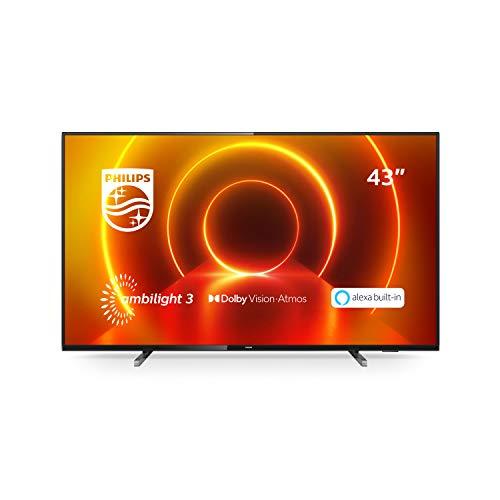 Philips TV Ambilight 43PUS7805/12 43