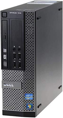 PC Computer DELL 7010 SFF Intel Core i5-3470 Ram 8GB Hard Disk 500GB Lettore DVD Windows 10 Pro (Ricondizionato)