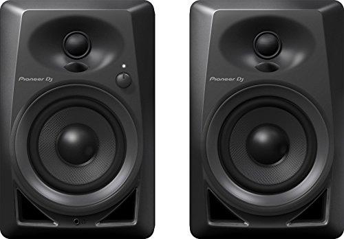 Pioneer DM-40 - Coppia casse studio diffusori monitor attivi homestudio desktop a 2 vie 4