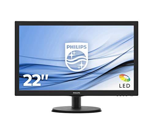 Philips Monitor 223V5LSB2 Monitor per PC Desktop 22