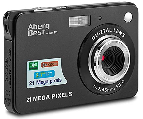 AbergBest Fotocamera digitale 2,7