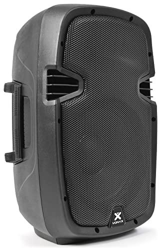 Skytec SPJ-1000A - Bafle autoamplificato, ABS