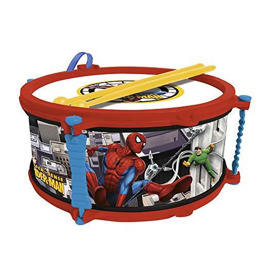 REIG- Spider-Man Tamburo a Tracolla, 550