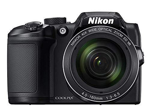 Nikon Coolpix B500 Fotocamera Digitale Compatta, 16 Megapixel, Zoom 40X, VR, LCD Inclinabile 3