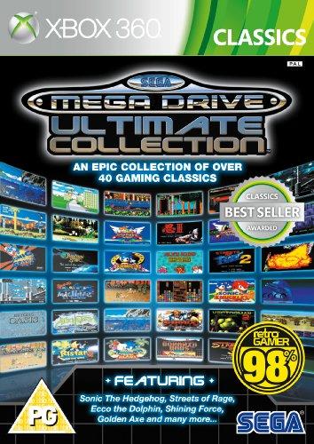 SEGA Mega Drive Ultimate Collection - Classics (Xbox 360) [Edizione: Regno Unito]